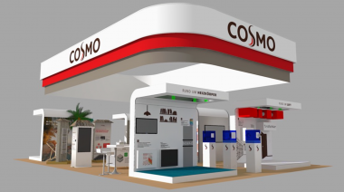 COSMO virtueller Messestand